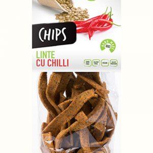 chips cu linte cu chilli